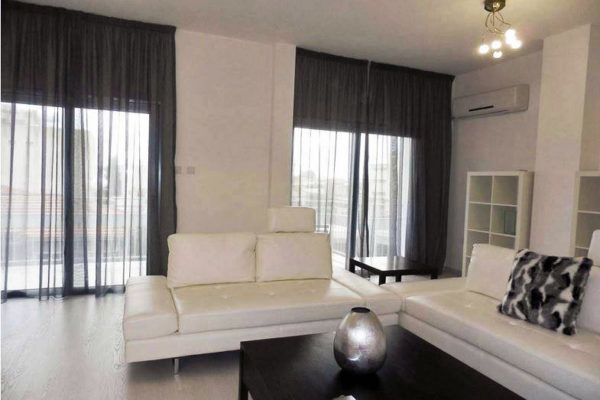 3 bedroom apartment in the city