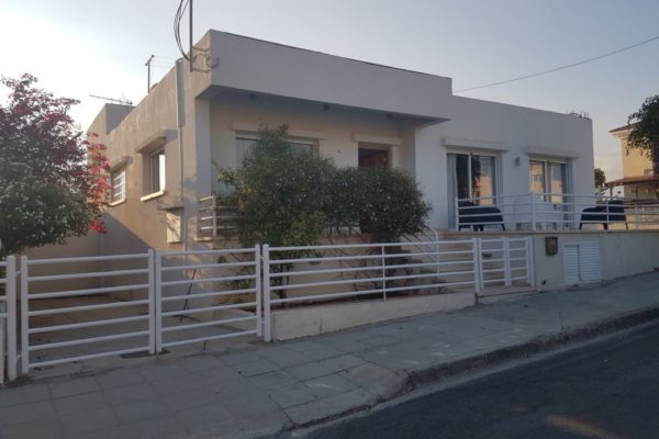 Detached 4 bedroom house in Mesa Getonia